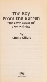 Cover of: Boy from Burren | Sheila Gilluly