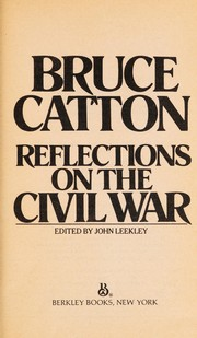 Cover of: Reflections Civil War
