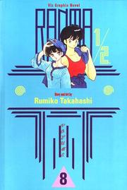 Cover of: Ranma 1/2, Vol. 8