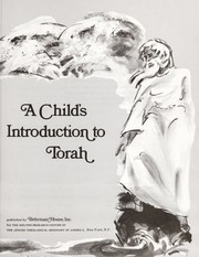 A child's introduction to Torah.