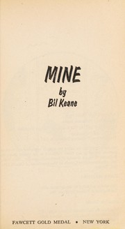 Cover of: Mine