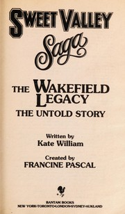 The Wakefield legacy