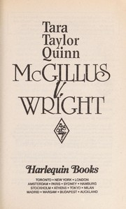 Cover of: McGillus v. Wright