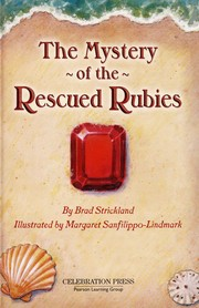Cover of: The Mystery of the Rescued Rubies | Brad Strickland