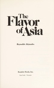 Cover of: The flavor of Asia