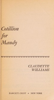 Cover of: Cotillion for Mandy