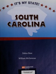 Cover of: South Carolina | Debra Hess