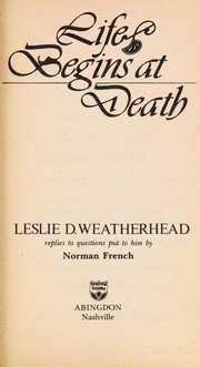 Cover of: The shape of death