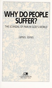 Cover of: Why Do People Suffer?