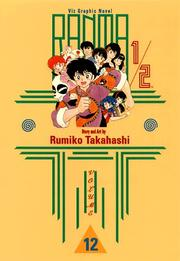 Cover of: Ranma 1/2, Vol. 12
