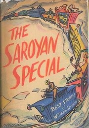 Cover of: The Saroyan special