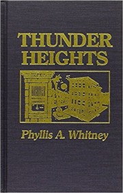 Cover of: Thunder Heights