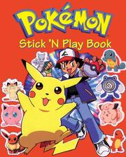 Cover of: Pokemon Stick 'N Play Book