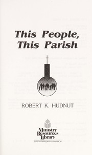 Cover of: This people, this parish