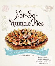 Cover of: Not-so-humble pies | Kelly Jaggers