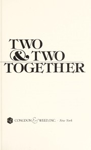 Cover of: Two & two together