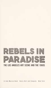 Cover of: Rebels In Paradise