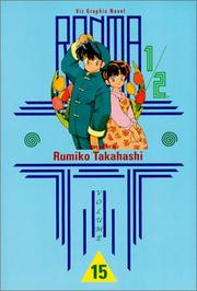 Cover of: Ranma 1/2, Vol. 15