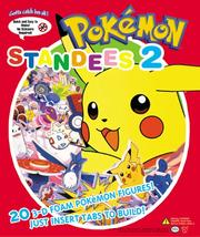 Cover of: Pokemon Standees, Volume 2