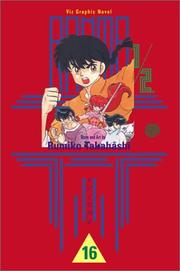 Cover of: Ranma 1/2, Vol. 16