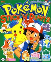 Cover of: Pokemon Stick 'n Play Book 2