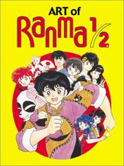 Cover of: Art of Ranma 1/2