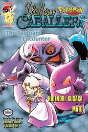 Cover of: Pokemon Adventures: Yellow Caballero | Hidenori Kusaka