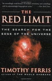 Cover of: The Red Limit - The Search For The Edge Of The Universe