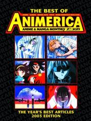 Cover of: The Best Of Animerica