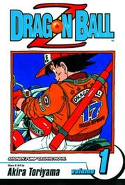 Cover of: Dragon Ball Z, Vol. 1 | Akira Toriyama