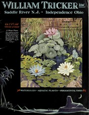 Cover of: Egyptian water garden