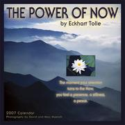 Cover of: The Power of Now 2007 Calendar