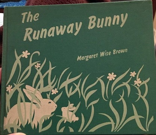 The runaway bunny. by Jean Little