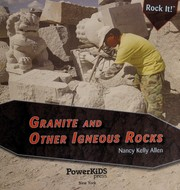 Cover of: Granite and other igneous rocks