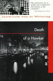 Cover of: Death of a hawker