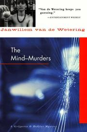 Cover of: Mind Murders