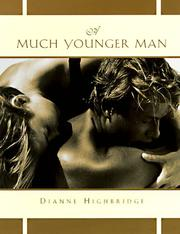 Cover of: A much younger man