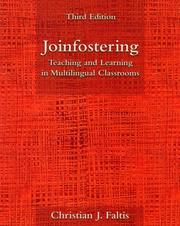 Cover of: Joinfostering