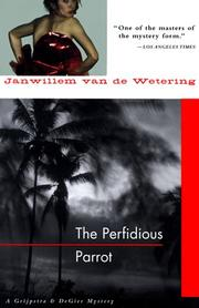 Cover of: The Perfidious Parrot (Amsterdam Cops)