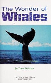 Cover of: The Wonder of Whales