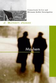 Cover of: Mayhem | J. Robert Janes