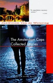 Cover of: Amsterdam Cops