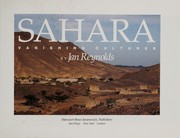 Cover of: Sahara: vanishing cultures