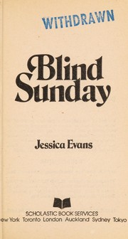 Cover of: Blind Sunday (Wishing Star; TV Tie-In)