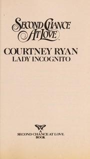 Cover of: Lady Incognito
