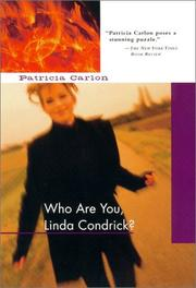 Cover of: Who are you, Linda Condrick?