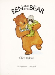 Cover of: Ben and the bear | Chris Riddell