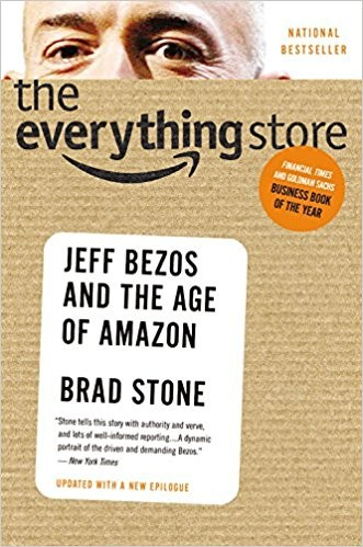 The Everything Store by