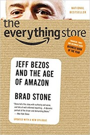 Cover of: The Everything Store |