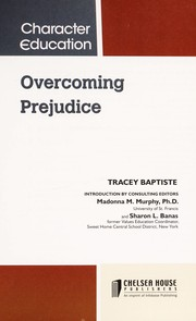 Cover of: Overcoming prejudice | Tracey Baptiste
